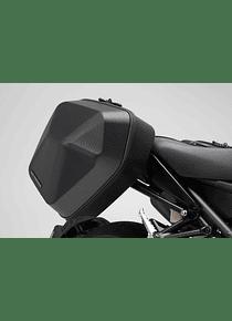 URBAN ABS side case system 2x 16,5 l. Yamaha MT-09 (16-17).