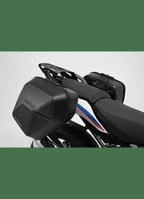 URBAN ABS side case system 2x 16,5 l. BMW R 1200 R (14-18),R 1250 R/RS (18-).