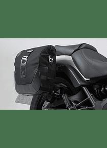 Legend Gear side bag system LC Kawasaki Vulcan S (16-).