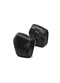 URBAN ABS side case system 2x 16,5 l. Kawasaki Z900 (16-).