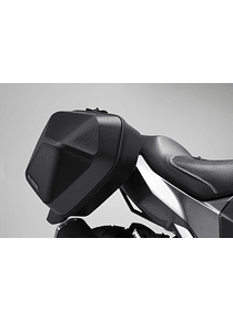 URBAN ABS side case system 2x 16,5 l. Kawasaki Versys-X 300 (16-).