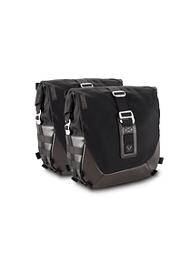 Legend Gear side bag system LC Kawasaki W800 Street / Cafe (18-).