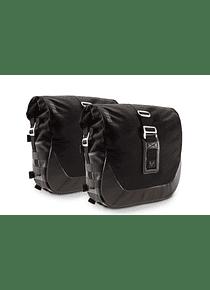 Legend Gear side bag system LC Triumph Bonneville / T100 (04-16).