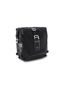 Legend Gear side bag system LC Black Edition Triumph Scrambler (05-).