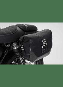 Legend Gear side bag system LC Triumph Street Scrambler (16-).