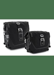 Legend Gear side bag system LC Black Edition Triumph Street Scrambler (16-).