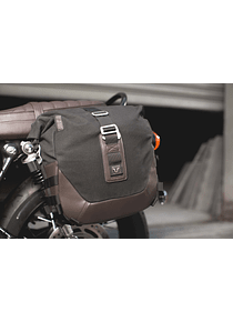 Legend Gear side bag system LC Triumph Bonneville T100 (16-)/ T120 (15-).