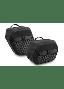 Legend Gear side bag system LH Harley-Davidson Softail Slim (12-17).