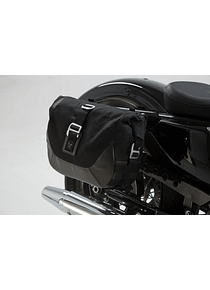 Legend Gear side bag system LC Harley Davidson Sportster models (04-).