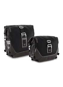 Legend Gear side bag system LC Ducati Scrambler (14-) models.