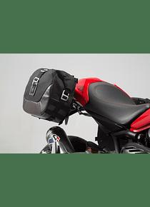 Legend Gear side bag system LC Ducati Monster 797 (16-).
