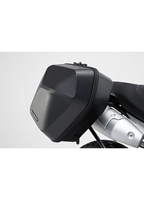 URBAN ABS side case system 2x 16,5 l. Scrambler 1100/ Special/ Sport (17-).