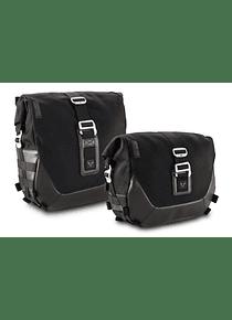 Legend Gear side bag system LC Ducati Scrambler models (18-).