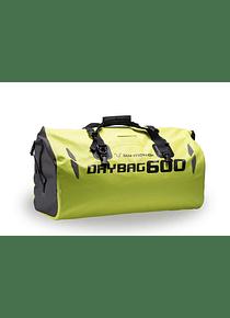 Drybag 600 tail bag 60 l. Signal yellow. Waterproof.