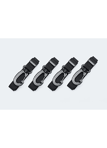 4 fitting straps for Drybag M/L 4 fitting straps for Drybag M/L.