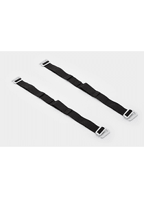 Tie-down strap set for LG tail bag LR2 2 replacement tie-down straps. 1000x38 mm.