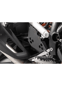 Brake cylinder guard Black. KTM 1050/1090/1190/1290 Adventure.