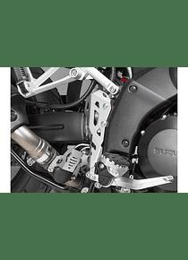 Brake cylinder guard Silver. Suzuki V-Strom 1000 (14-).
