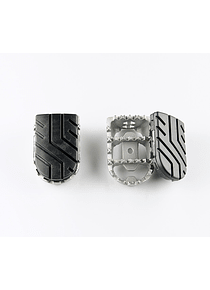 ION footrest kit Honda CRF1000L/ Adv Sports (18-), CRF1100L Adv Sp.