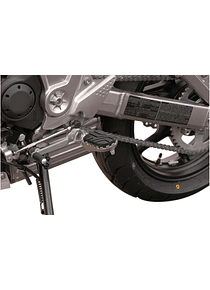 ION footrest kit Kawasaki Versys 650 / ZRX1200 / Z1000 / Z900RS.
