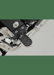 ION footrest kit Triumph Tiger 1050, BMW R 1200 R/R nineT/F 900R.