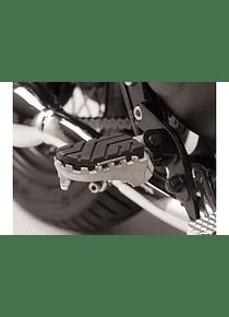 ION footrest kit Triumph Bonneville/T100 (04-16), Scrambler (05-).