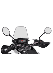 GPS mount for handlebar Black. Beta / BMW / KTM models.