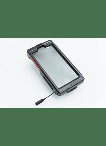Hardcase for iPhone 6/6s Plus Splashproof. Black. For GPS Mount.