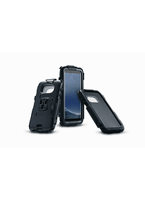 Hardcase for Samsung Galaxy S8 Splashproof. For GPS mount. Black.