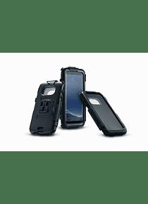 Hardcase for Samsung Galaxy S8 Plus Splashproof. For GPS mount. Black.