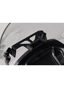 GPS mount for cockpit Black. Honda VFR800X Crossrunner (15-16).
