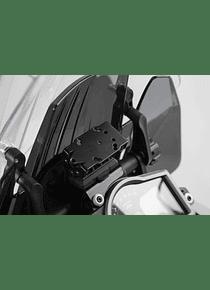 GPS mount for cockpit Black. KTM 1290 Super Adventure (14-).