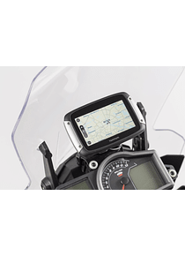 GPS mount for cockpit Black. KTM 1050/1090/1190 Adventure.