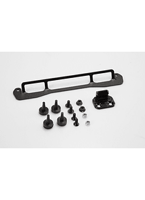 Adapter kit for ADVENTURE-RACK Black. For Shad.