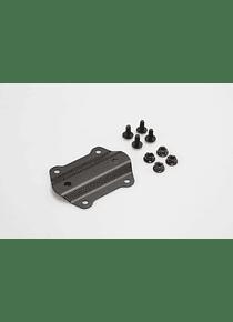 Adapter kit for ADVENTURE-RACK Black. For Rotopax.