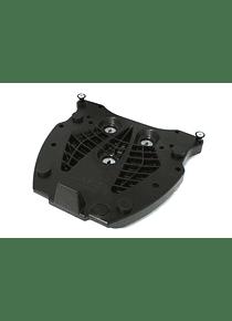 Adapter plate for ALU-RACK For Shad, not SH29/SH39/SH48/SH50/SH58X. Black.