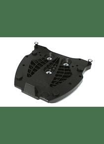 Adapter plate for ALU-RACK For Krauser. Black.