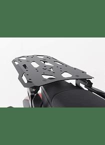 STEEL-RACK Black. Honda NC700S/X (11-14),NC750S/X (14-15).