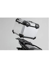 TRAX ADV top case system Silver. Honda CRF1000L Africa Twin (15-).