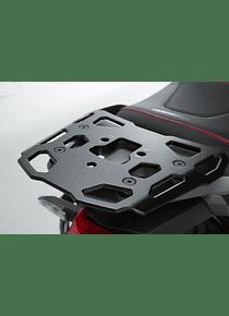 ALU-RACK Black. Honda VFR1200X Crosstourer (11-).