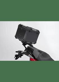 TRAX ADV top case system Black. Honda X-ADV (16-).