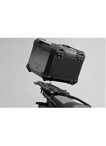 TRAX ADV top case system Black. Honda CRF1000L Adventure Sports (18-).