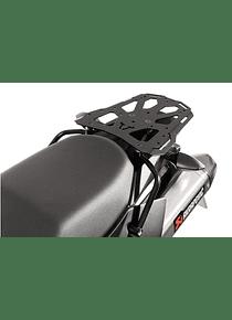 STEEL-RACK Black. KTM LC8 950-990 Adventure.