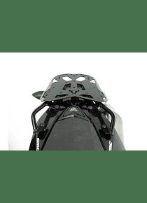 STEEL-RACK Black. KTM 690 Enduro (07-18).