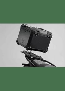 TRAX ADV top case system Black. KTM 790/1050/1090/1190Adv, 1290 SAdv R/S.