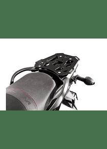 ALU-RACK Black. Suzuki DL650 / V-Strom 650 XT (11-16).