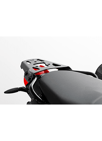 ALU-RACK Black. BMW F 800 S / ST / R / GT.