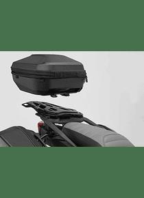 URBAN ABS topcase system Black. BMW F 650/700/800 GS.