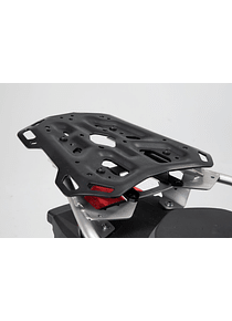 ADVENTURE-RACK Black. F 750/850 GS (17-). For stainless steel ra.