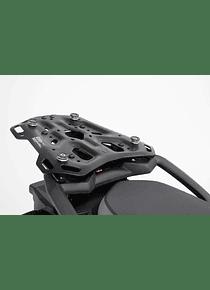 ADVENTURE-RACK Black. BMW F 750 / 850 GS (17-). For plastic rack.